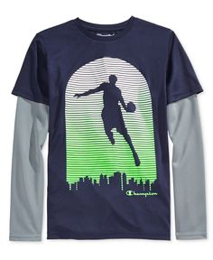 Champion Boys' Basketball Suns Shirt