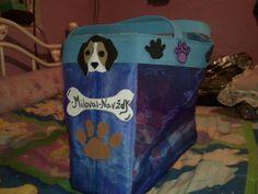 travel bag for little dog