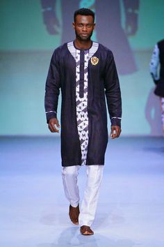 [showbiz fashionshows] Abrantie TheGentleman is a Ghanaian fashion brand that was made to showcased in the fashion fair as an international designer, through African Fashion Designers, African Inspired Fashion, African Men Fashion, Ethnic Fashion, African Attire For Men, African Wear, African Dress, African Style, African Clothes