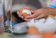 Boiled eggs are great on sandwiches and in salads! But if you struggle getting them out of their shells, follow our how-to on easily peeling boiled eggs.