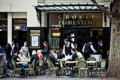 Grossi Florentino. La dolce vita: the 5 best Italian restaurants in Melbourne, Buro 24/7 Australia