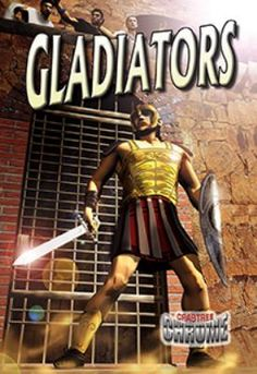 """The snarls of beasts, the clash of steel, the cries of the victims, and the roar of the crowdthese are the gladiator games of ancient Rome. The heroes of these spectacles were the gladiators, who were idolized like today's pop stars. This exciting book reveals the sometimes surprising facts about how these fierce combatants lived and if they could not how they tried to """"die well."""" (Jul 2016)"""