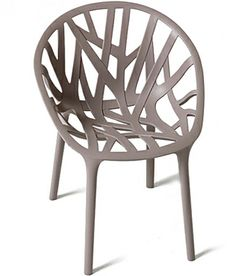 Table and chair on pinterest chairs table and chairs and butterfly chair - Chaise vegetal vitra ...
