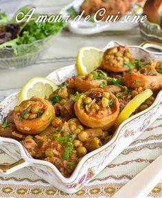 Gourmet Recipes, Crockpot Recipes, Vegan Recipes, Plats Ramadan, Look And Cook, Algerian Recipes, Ramadan Recipes, Turkish Recipes, Going Vegan