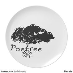Poetree plate