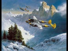 P-38 Lightning Alpine Shortcut
