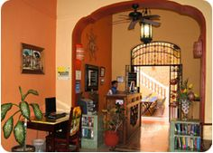 Hotel del Peregrino - El mejor Hotel en Mérida Yucatán México - The best Hotel in Merida Yucatan Mexico