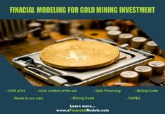 Financial Modeling, Financial Analysis, Gold Mine, Financial Planning, Investors, Budgeting, Finance, Templates, Personalized Items