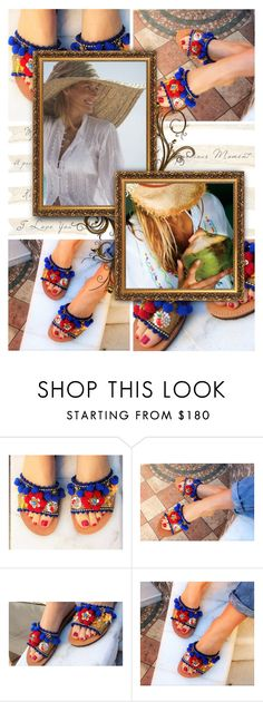 """""""GogoSandals 19"""" by nedim-848 ❤ liked on Polyvore featuring Prepara"""