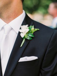 Freesia, buttonhole, boutonnières, Greenery Prom Corsage And Boutonniere, Groom Boutonniere, Corsages, Boutonnieres, Freesia Bridal Bouquet, Floral Wedding, Wedding Flowers, Temple House, Wedding Buttonholes