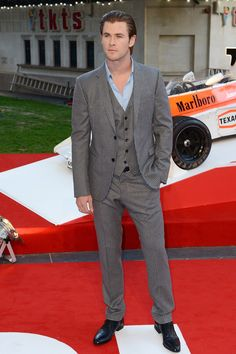 The Car's Not The Star at the Rush premiere