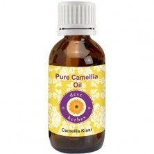 Pure Camellia Oil 30ml -Camellia Kissi.