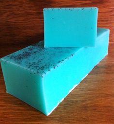 Love Scrub Aloe Vera Handmade Soap