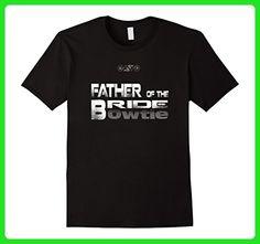 Mens Father of the Bride Bowtie Shirts Medium Black - Wedding shirts (*Amazon Partner-Link)