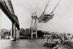 Building the Tamar Bridge