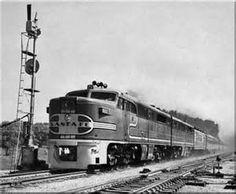 santa fe railroad texas chief - Bing images