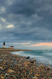 Point Judith in Rhode Island