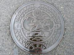 Komatsushima Tokushima, manhole cover (徳島県小松島市のマンホール)   Flickr - Photo Sharing!