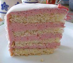 Erdbeer - Vanille - Buttercreme (Rezept mit Bild)   Chefkoch.de
