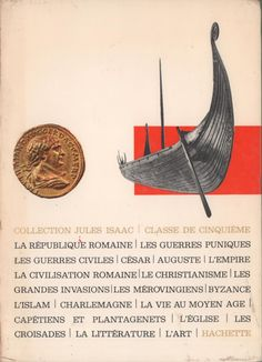 Alba, Histoire 5e, Collection Jules Isaac (1964) French, Image, Collection, Punic Wars, Civil Wars, Roman, Civilization, French People, French Language