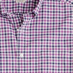 "J.Crew's website describes this as ""The shirt every guy needs in his arsenal."" . . . duh!"