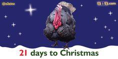 21 days to Christmas - Advent calendar
