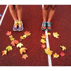 GREAT idea for cross country runners!