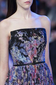 Elie Saab at Couture Spring 2014 (Details)