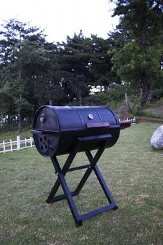 My first ever instructable :) This will detail how i built a portable bbq out of a barrel. It took a about 3 months in total as i could only work during weekends and that too not every weekend.