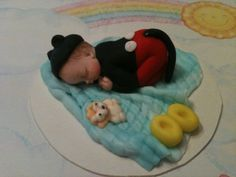 Baby with a Hat by anafeke on Etsy, $15.00