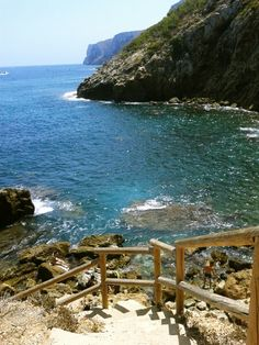 How to Take Good Beach Photos Javea Spain, Alicante Spain, Places In Spain, Places To Visit, Valencia, Moraira, Spanish Culture, Beaches In The World, Spain And Portugal
