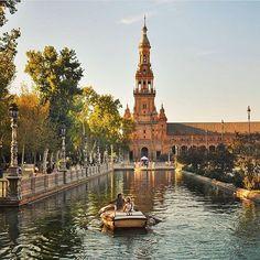 SEVILLA, SPAIN.   travel
