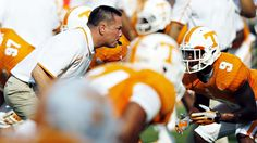 Butch Jones and the Tennessee Volunteers look to the CFL to help them prepare for a rough stretch of three games in 13 days.