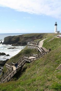 Oregon coast, I have been in this light house and it was awesome!