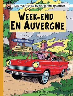 Week-end en Auvergne
