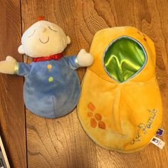 Spotted while shopping on Poshmark: 💛Snuggle Pods Peanut Plush Baby Toy 💛 Manhattan! #poshmark #fashion #shopping #style #Manhattan Toy #Other