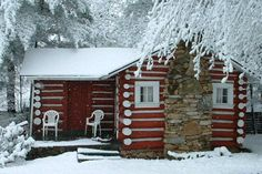 The Pines Cottages and Log Cabins in Asheville, NC