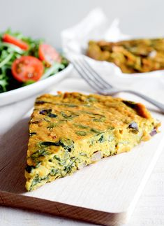 McDougall Recipes   Dr. McDougall's Health and Medical Center Mcdougall Diet, Mcdougall Recipes, Plant Based Diet, Plant Based Recipes, Vegetarian Recipes, Healthy Recipes, Vegan Meals, Vegan Quiche, Spinach Frittata