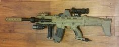 My paintball gun