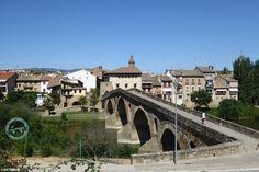 Puente la Reine #Camino2015 july McG