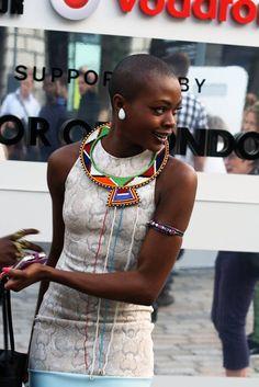 DAY 1   London Fashion Week #LFW London Fashion Week   Beauty In Motion — at Somerset House, London www.acubien.com