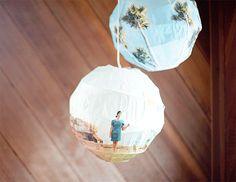 Aprenda a usar as charmosas lanternas japonesas. Veja: http://www.casadevalentina.com.br/blog/materia/lanternas-japonesas--como-usar.html #decor #decoracao #details #detalhes #charm #interior #design #casadevalentina