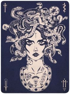 Medusa shows us the perfect Valentine | Molly Morrissey, MA | Business Astrology Coaching