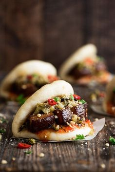 Bao Down to These 11 Steamed Bun Recipes | Brit + Co
