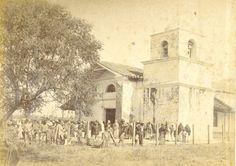 1890's Jujuy. Capilla de la Virgen del Rosario en el valle de Palpalá, Río Blanco