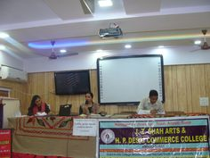 Inter Class Quiz Competition at Amroli College 28-07-2015