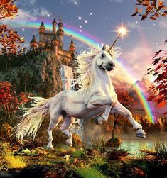 SODLAWN DIY 5D Diamond Painting by Number Kit Unicorn Pegasus Full Drill Diamonds Painting Rhinestone Embroidery Cross Stitch Mosaic Paintings,Paint with Diamond for Home Wall Decor 12x16 inch