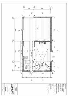 "Cottage ""Woody 35"" 35 m2 // Marianne Borge/Hakon Wester"