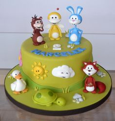 Uki cake – Cake by Agnieszka – Lace Wedding Cake Ideas 2nd Birthday, Birthday Cakes, Fondant Tutorial, Wedding Cakes, Baking, Kids, Children, Desserts, Food