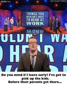 beat the parents British Humour, British Comedy, Beat The Parents, Haha Funny, Hilarious, Frankie Boyle, Mock The Week, Comedians